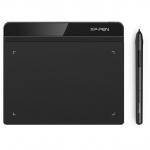 """Графический планшет, XP-Pen, Star G640S, Разрешение 5080 lpi, Чувствительность к нажатию 8192, Интерфейс USB, Рабочая область 6""""х3,75"""", Чёрный"""