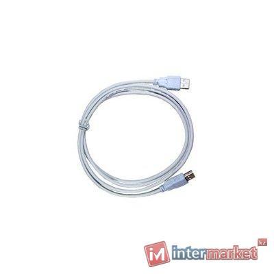 Интерфейсный кабель, USB AM-AM, USB 1.1, (1.5 м), Белый