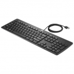 Клавиатура HP Europe Business Slim Black USB
