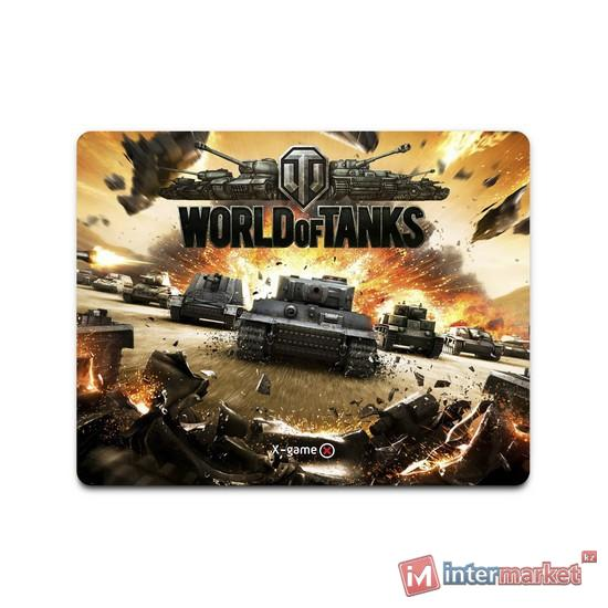 Коврик X-Game, WORLD of TANKS V2.P