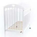 Кровать детская Bambini Комфорт M 01.10.18 Слоновая кость