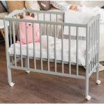 Кровать детская Bambini M 01.10.12 Слоновая кость
