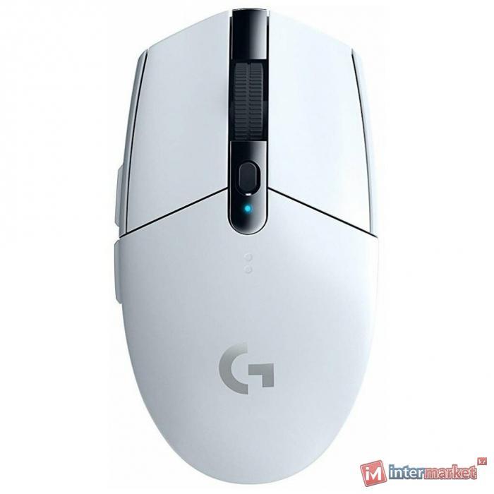 Беспроводная игровая мышь L910-005291 LOGITECH G305 LIGHTSPEED Wireless Gaming Mouse - WHITE - BT - EER