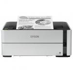 Принтер струйный Epson M1180, A4, 1200x2400 dpi, USB, Ethernet, C11CG94405