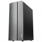 Системный блок Lenovo IdeaCentre 510-15ICB /Intel Pentium G5400 3.37GHz Dual/8GB/1TB/GMA HD/RD RX 550 2GB/B360/DVD-RW/CR/NO KB/NO MOUSE/DOS/1Y/BLACK+SILVER