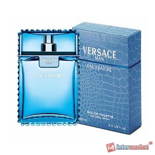 Туалетная вода Gianni Versace Versace Man Eau Fraiche, 100 мл